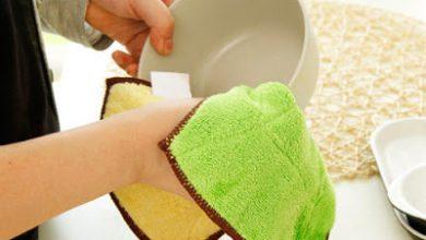 "Photo of ""فوط المطبخ ""قد تؤدي إلى  تسمم غذائي"