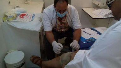 Photo of بالصور.. وزيرة الصحة توجه بتنظيم قوافل مجانية بمحافظات الجمهورية