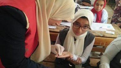 """Photo of الانتهاء من فحص 960 ألف طالب بالصف الأول الإعدادي ضمن مبادرة """"100 مليون صحة"""""""