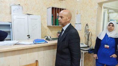 Photo of وكيل وزارة الصحة بالشرقية: مهلة اسبوع لمدير مستشفى الزقازيق لمعالجة السلبيات