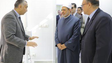 Photo of شيخ الازهر يشيد بنجاح استئصال ورم بالفك بمستشفى الأزهر التخصصي