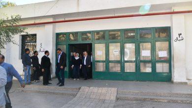 Photo of وزيرة الصحة :تحويل مبنى العيادات الخارجية بمستشفى الاقصر لمركز طب أسرة  ومركز للرمد
