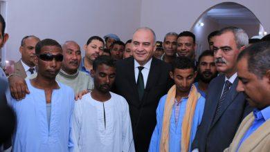 Photo of صناع الخير تحتفل بإعمار منزل اشقاء النور فى قنا