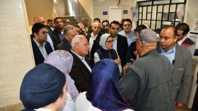 Photo of وزيرة الصحة: تسجيل ٥٤٢ ألف مواطن ببورسعيد ضمن منظومة التأمين الصحي الشامل
