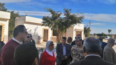 Photo of وزيرة الصحة تستكمل جولتها اليوم بجنوب سيناء لمتابعة استعدادات تطبيق التأمين الصحي الشامل