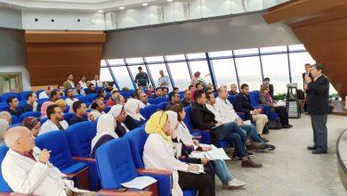 Photo of الصحة تنظم ورش تدريبية لرفع كفاءة العاملين بالتأمين الصحى ببورسعيد والأقصر وجنوب سيناء