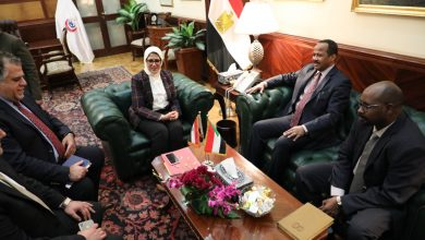 Photo of وزيرة الصحة تستقبل نظيرها السوداني لدعم المنظومة الصحية بالدولة الشقيقة