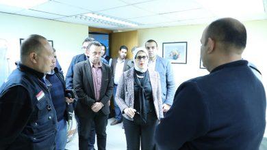 Photo of وزيرة الصحة  :لم نكتشف أي حالات مصابة بفيروس كورونا الجديد بمصر