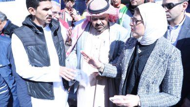 Photo of وزيرة الصحة: تسجيل 43 ألف مواطن بمنظومة التأمين الصحي بجنوب سيناء
