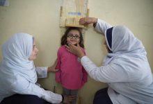 Photo of الصحة تطلق مبادرة الرئيس  للكشف المبكر عن أمراض الأنيميا والسمنة والتقزم تزامنًا مع بدء العام الدراسى الجديد