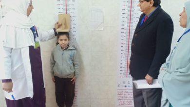 "Photo of وزيرة الصحة: انطلاق مبادرة  الرئيس للكشف المبكر عن ""الأنيميا والسمنة والتقزم"" لفحص 14 مليون طالب بالمرحلة الإبتدائية"