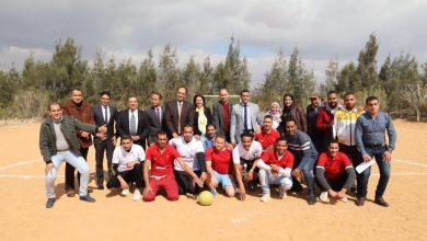 "Photo of تحت رعاية وزيرة التضامن بالصور ..""عمرو عثمان "" يشهد تخريج 95 متعافى جدد من الإدمان"