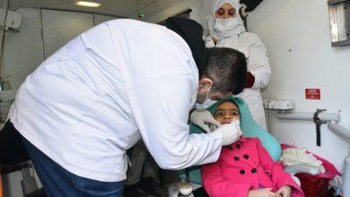 "Photo of الصحة: تقديم الخدمة الطبية لـ 3638 مواطن في اليوم الأول للقافلة الطبية بـ""عزبة الهجانة"""