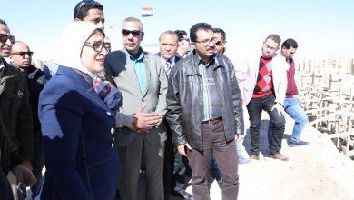 Photo of متحدث الصحة:الوزيرة ذهبت إلى جنوب سيناء بالسيارة للمرور على جميع الوحدات والمستشفيات