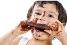 Photo of تحميهم من أمراض القلب.. فوائد غير متوقعة للشوكولاتة الداكنة على الأطفال