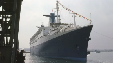 Photo of للمرة الأولى.. إصابة 10 أشخاص بفيروس كورونا على متن سفينة