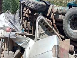 Photo of ننشر صور ضحايا الحادث المروع على طريق الصف  بسبب كورونا