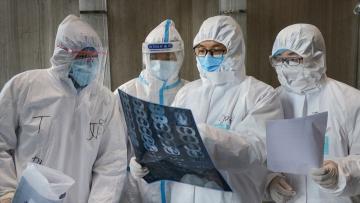 Photo of رغم إعلان الصحة العالمية كورونا كوباء..تراجع الاصابات بالفيروس فى الصين