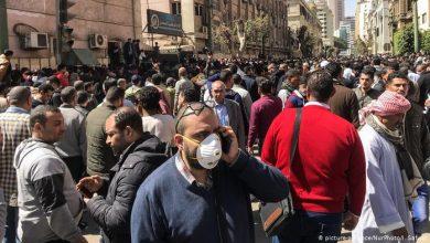 Photo of تراجع حالات الاصابة بكورونا فى مصر الى  773 والوفيات الى  38 حالة