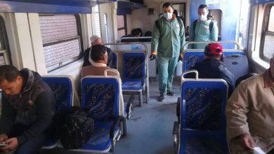Photo of شاهد.. وزير النقل يتابع الإجراءات الاحترازية لمواجهة فيروس كورونا في الموانئ والسكة الحديد والمترو