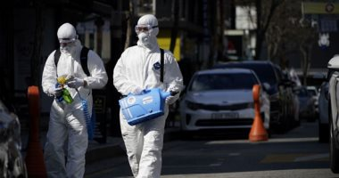 Photo of ارتفاع حصيلة الإصابات المؤكدة بفيروس كورونا فى أمريكا لـ 442 حالة