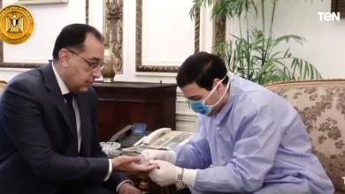 Photo of فيديو.. الوزراء يخضعون لفحص فيروس كورونا قبل اجتماع الحكومة