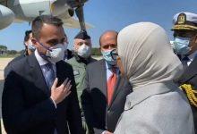 Photo of بالصور..وزيرة الصحة تصل إيطاليا حاملة المساعدات الطبية ورسالة من السيسى إلى الشعب الإيطالي