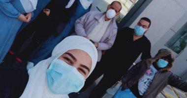 Photo of 27 حالة تعافى من فيروس كورونا بمستشفى أبو خليفة بالإسماعيلية