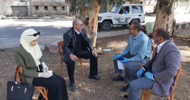 Photo of عزل قرية كاملة في الإسماعيلية 14يوما بعد ظهور حالات كورونا