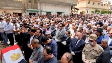 Photo of شاهد.. الالاف في جنازة شهيد الاميرية البطل محمد الحوفي