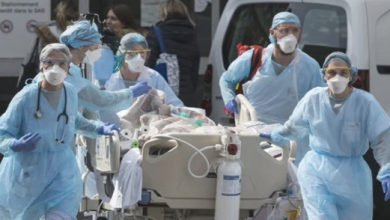 Photo of إصابة 9300 شخص يعملون بالرعاية الصحية بفيروس كورونا فى أمريكا