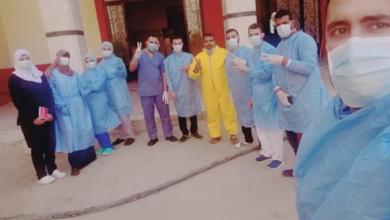 Photo of بالزغاريد.. خروج 58 حالة من مستشفى العزل بالزقازيق بعد التعافي من فيروس كورونا