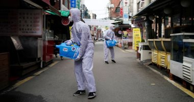 Photo of 11 ألف حالة اصابة بفيروس كورونا في كوريا الجنوبية