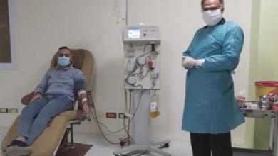 Photo of بلازما متعافٍ من كورونا تكفى لعلاج مصابين اثنين .. تعرف على شروط التبرع ومراكز نقل الدم..تفاصيل