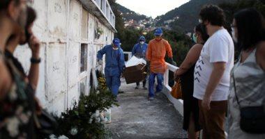 Photo of تسجيل أكثر من 41 ألف إصابة بكورونا والإجمالى يتجاوز 1.9 مليون حالة في البرازيل
