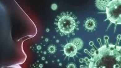 Photo of ينتقل في الهواء ويضرب المخ.. أحدث المعلومات عن فيروس كورونا