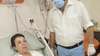 Photo of بعد شائعات عن وفاته.. نقابة الأطباء توضح موقف الدكتور المعالج للفنانه رجاء الجداوي