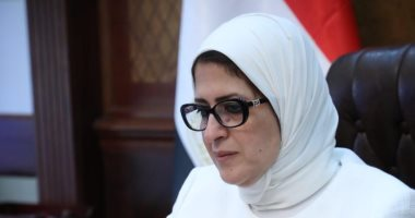 Photo of وزيرة الصحة: كافة سبل الدعم والاحتياجات الطبية للشعب الشقيق