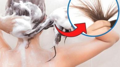 Photo of أسباب غير متوقعة أثناء غسل الشعر تسبب تساقطه