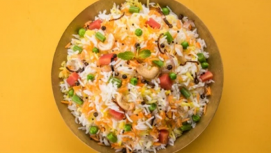 Photo of 3 وصفات غير تقليدية للأرز.. أبرزها طاجن البصل بالأرز