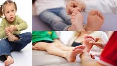 Photo of في المنزل .. 7 نصائح لتخفيف آلام قدم الأطفال