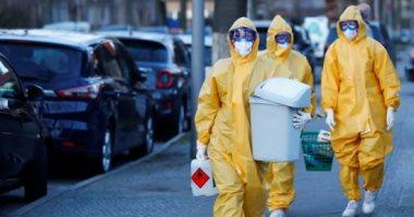 Photo of 13 ألف اصابة بفيروس كورونا في ألمانيا