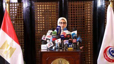 Photo of وزيرة الصحة:عدد شهداء كورونا من الاطباء فى مستشفيات العزل فقط 115 طبيباً