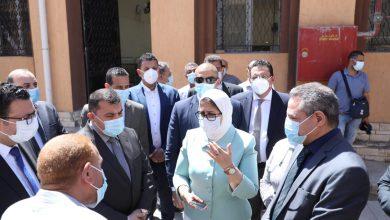 Photo of وزيرة الصحة تتفقد مخازن التموين الطبي وتشيد بجهود العاملين في توفير مساعدات مصر للفلسطين خلال 24 ساعة