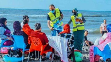 Photo of صندوق مكافحة الإدمان يطلق مبادرة  لتوعية المصطافين على الشواطئ بأضرار تعاطى المخدرات