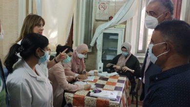 Photo of رئيس حى الوايلى يتفقد مركز رعاية الطفل بالعباسية ويطمئن على منظومة تطعيمات كوفيد 19