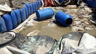 Photo of الصحة: ضبط وإعدام 5179 طن أغذية متنوعة ولحوم فاسدة