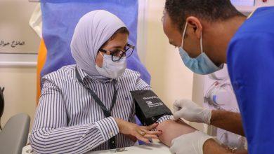 Photo of وزيرة الصحة تعلن إطلاق المشروع القومي للتبرع ببلازما الدم..و تشارك كأول متبرع دائم بالمشروع