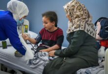 Photo of وفقًا لتوجيهات الرئيس ..استقبال طفلة فلسطينية بمعهد ناصر لعلاجها من مرض جلدي نادر