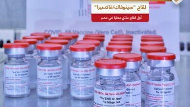 "Photo of هيئة الدواء المصرية تمنح رخصة الاستخدام الطارئ للقاح سينوفاك/فاكسيرا ""أول لقاح محلي لفيروس كورونا"""